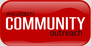Community events Against forced vaccination